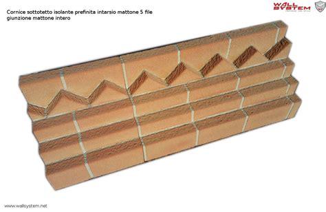 Cornice A Vista by Elemento Decorativo Isolante Per Sistema A Cappotto