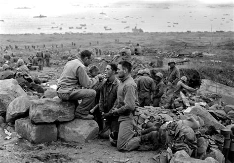 Joe Rosenthal's Other Iwo Jima Photographs