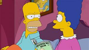 Homer and Marge will legally separate on 'The Simpsons ...