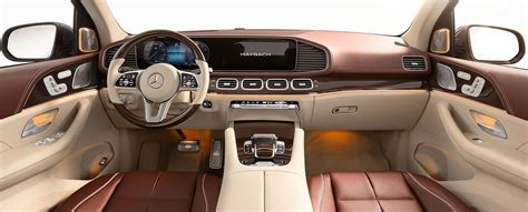 Although the gls in maybach's clothing is a gorgeous car on the outside, the impact the interior makes when you first see and feel it is unparalleled. Mercedes-Benz USA announces pricing for all-new Mercedes-Maybach GLS - Motor Sports NewsWire