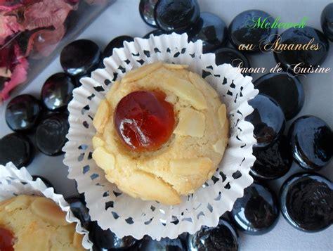amour en cuisine mchewek gateau algerien aux amandes amour de cuisine