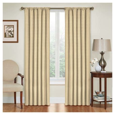 target out curtains kendall thermaback blackout curtain panel eclipse target