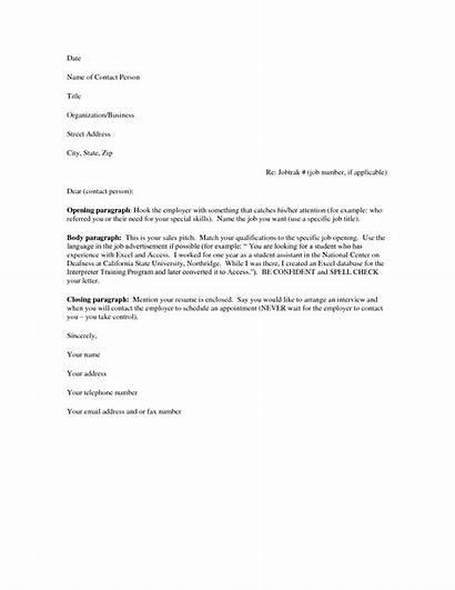 Resume Letter Fotolip