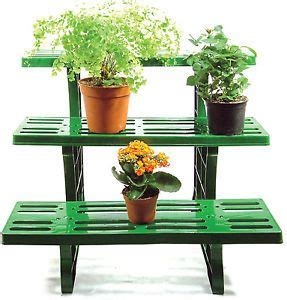 Outdoor Etagere Plant Stand by 3 Tier Etagere Potted Plant Pot Garden Display