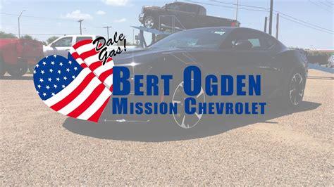 Bert Ogden Chevrolet Mission by 2018 Chevy Camaro Bert Ogden Chevrolet