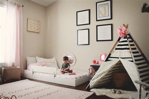 Johanna's Montessori Style [big Girl] Bedroom Coastal