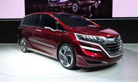 honda odyssey review redesign price  cars