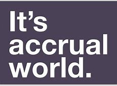 List of Synonyms and Antonyms of the Word Accrual