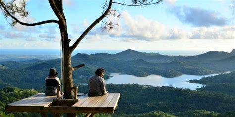 tempat wisata indonesia  populer  instagram