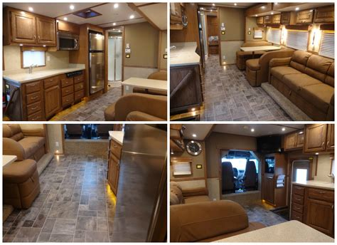 Kitchen Remodeling Ideas - image gallery motorhome interiors