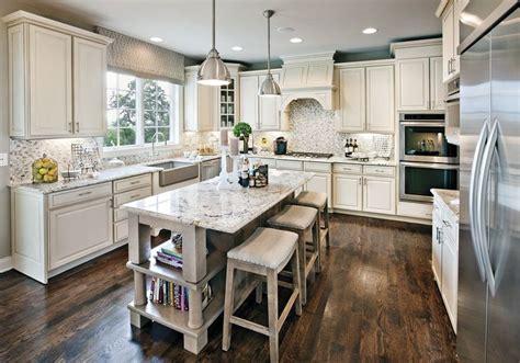 traditional white kitchen kitchen interiors