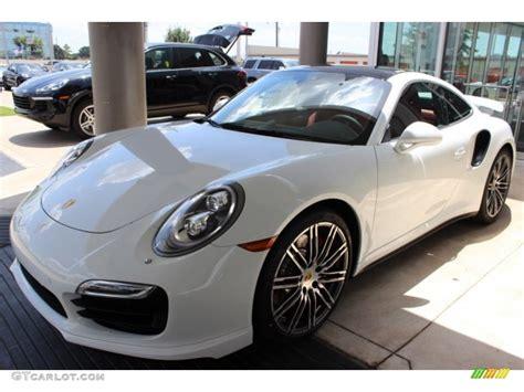 white porsche 911 turbo white 2016 porsche 911 turbo s coupe exterior photo