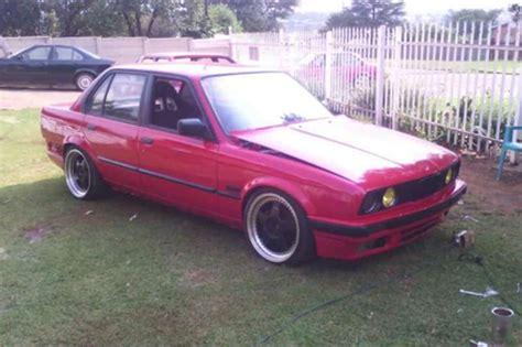 Bmw E30 For Sale by Bmw E30 320 For Sale Cars For Sale In Gauteng R 26 000