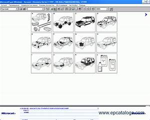 Land Rover Spare Parts Catalog Download