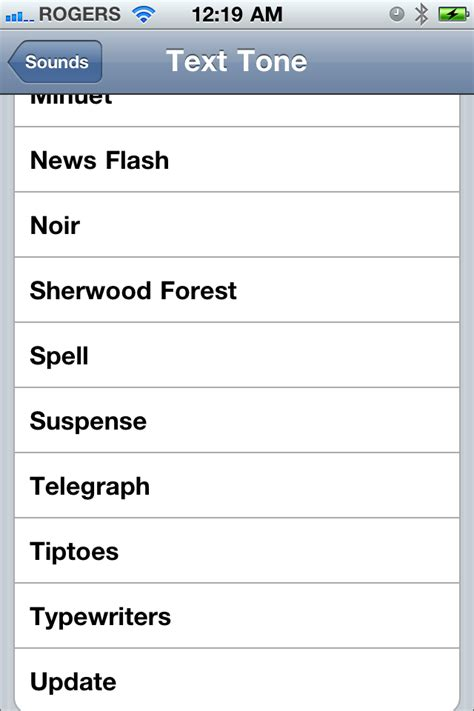best iphone text tones ios 4 2 for iphone review imore