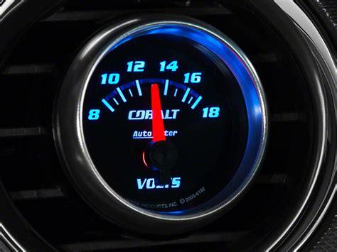 Auto Meter Mustang Cobalt Voltmeter Gauge  Electric 6192