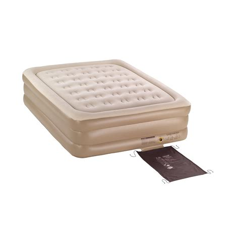 Aerobed Premier With Headboard by Aerobed Air Mattress Aerobed Hi Rise Premium