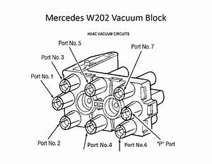 C220  I Have A 1995 Mercedes C220  W202  Vacuum Issues