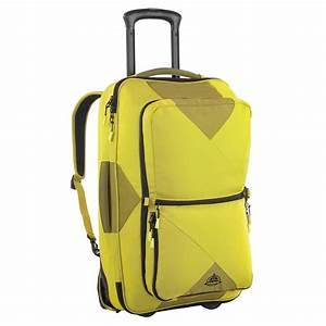 Koffer Zum Rollen : vaude rails 60 lit koffer rucksack mit rollen gelb neu ebay ~ Markanthonyermac.com Haus und Dekorationen