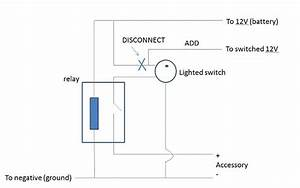 Lighted Rocker Switch Help - Ford F150 Forum
