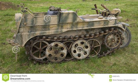 Why Did Half-tracks Go Out Of Style?