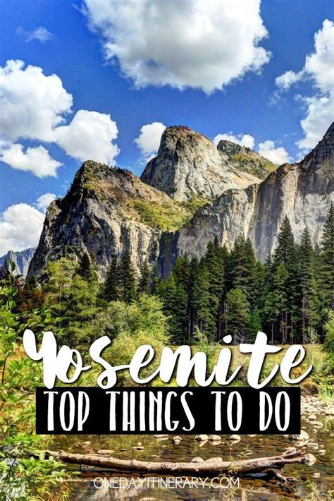 One Day Yosemite Guide What