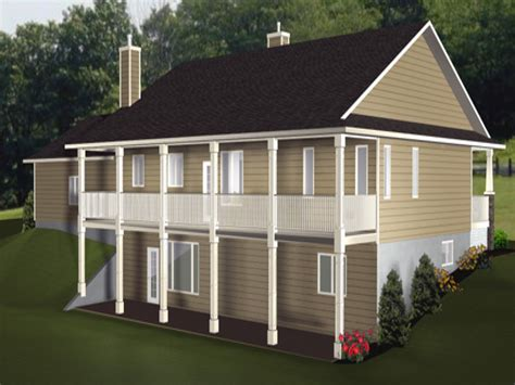 craftsman house plans with basement house plans with walkout basement craftsman house plans