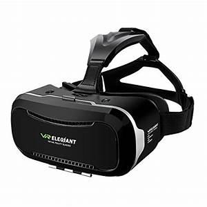 Virtuelle Realität Brille : 3d vr headset elegiant universal 3d vr brille einstellbar virtuelle realit t box brille video ~ Orissabook.com Haus und Dekorationen