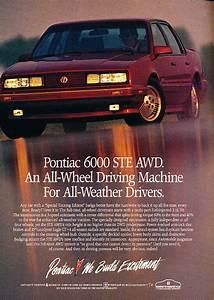 1989 Pontiac 6000 Ste Awd Eagle Gt