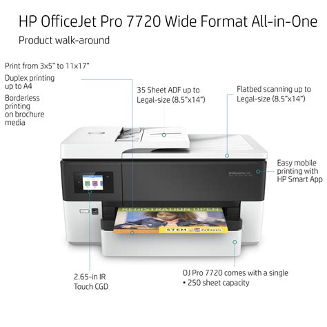 Click on the download option on the same page that brings the user to a driver download hp officejet pro 7720 driver page. HP OFFICEJET PRO 7720 WIDE