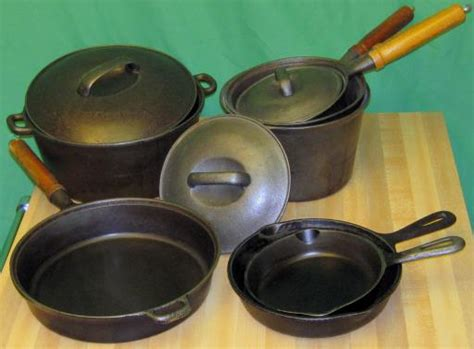 the for cast iron cookware we are what we eat