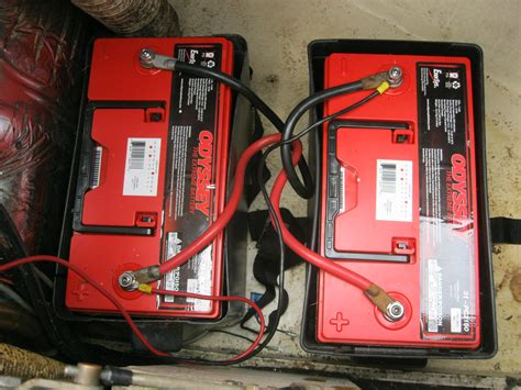 How To Install A Boat Battery by How To Install A Marine Battery Box Sanjuansufficiency