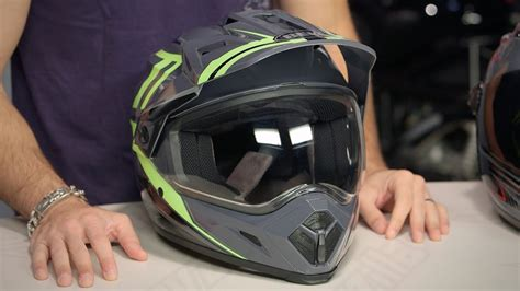 bell mx  adventure helmet review  revzillacom youtube