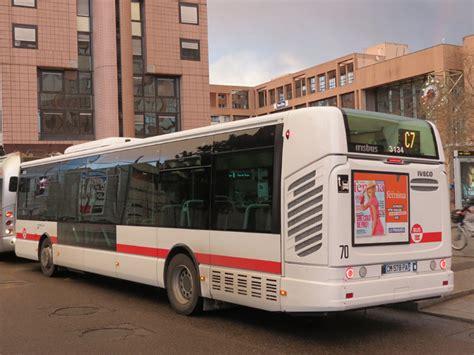 bureau tcl part dieu trans 39 photothèque autobus irisbus citelis 12 tcl