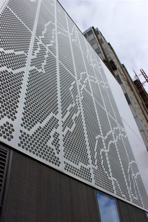 acoustic perforated metal products accordial