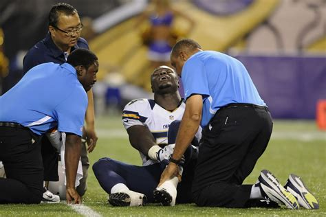 Melvin Ingram Suffers Thigh Injury In Chargers Game