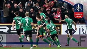 Burnley 0-1 Lincoln City - Emirates FA Cup 2016/17 (R5 ...