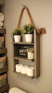 Echelle Decorative Blanche : ide dcoration salle de bain u tagre de rangement de bains ~ Teatrodelosmanantiales.com Idées de Décoration