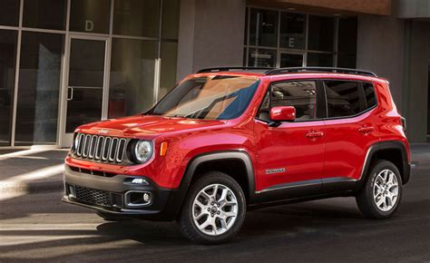 2015 Jeep Renegade Will be on Sale in US This Year
