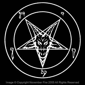 Ancient Occult Symbols | Anton LaVey, founder of the ...