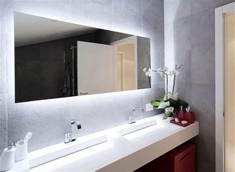 miroir salle bain avec eclairage integre o 249 trouver le meilleur miroir de salle de bain avec 233 clairage archzine fr