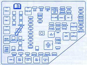 Gm Crossover 2012 Fuse Box  Block Circuit Breaker Diagram