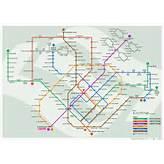 Singapore Future MRT/LRT Map (August 2014) « Blog | lesterchan.net
