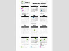 Calendario Laboral Valencia 2019