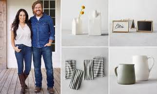 Fixer Upper Hosts Join Target For Home And Lifestyle Brand