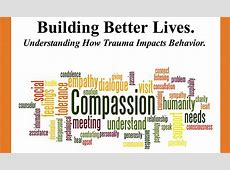 Building Better Lives Trauma Informed Care Training Mid