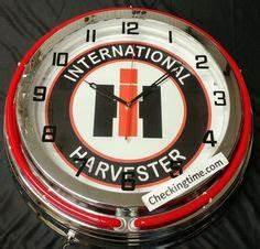 Vintage International Harvester IH Farm Tractor GREY