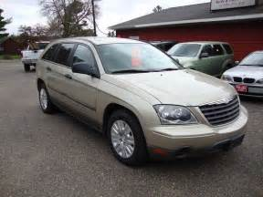 2006 Chrysler Pacifica 4dr Wagon In Merrill Wi