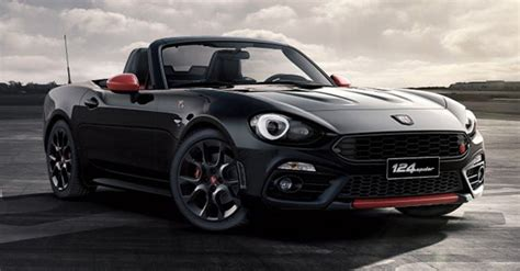 Build Your Own Fiat by You Can Now Configure Your Own Abarth 124 Spider