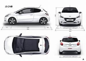 Dimension 2008 Peugeot : peugeot 208 tarifs specifications dimensions quipements options et s rie ice velvet ~ Maxctalentgroup.com Avis de Voitures